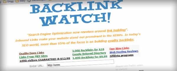 Backlinkwatch.com—反链检测