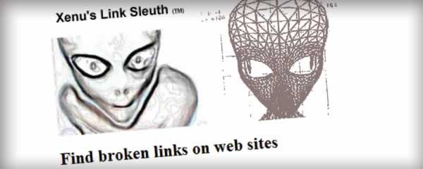 XENU Link Sleuth—死链检测