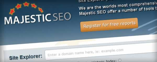 MajesticSEO.com和OpenSiteExplorer.org—外链对比